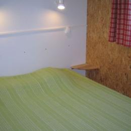 Chambre adulte  - Location de vacances - Foncine-le-Haut