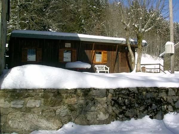 Chambre 1 - Location de vacances - Les Rousses