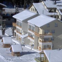 Résidence location Jura - Location de vacances - Prémanon
