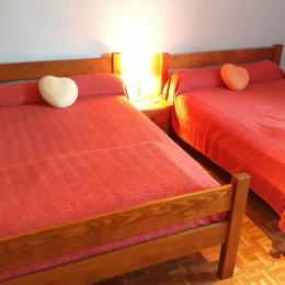 La chambre indépendante - Location de vacances - Mignovillard