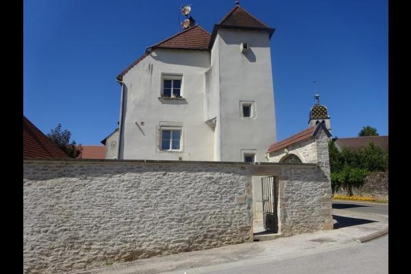 - Location de vacances - Lavans-lès-Dole