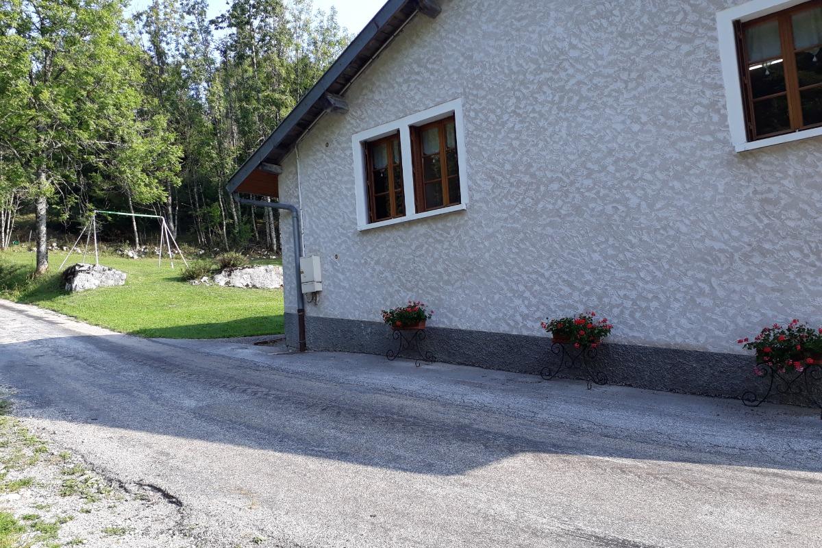 Le grand séjour de 24 m² - Location de vacances - Bellefontaine