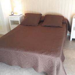 La chambre 2 lits 90 - Location de vacances - Bellefontaine