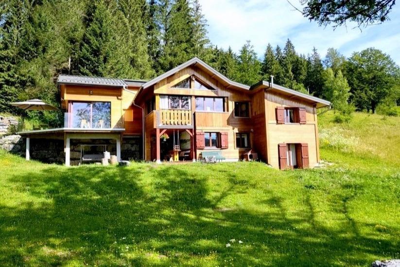 Petit Jura ambiance hiver! - Location de vacances - Morbier
