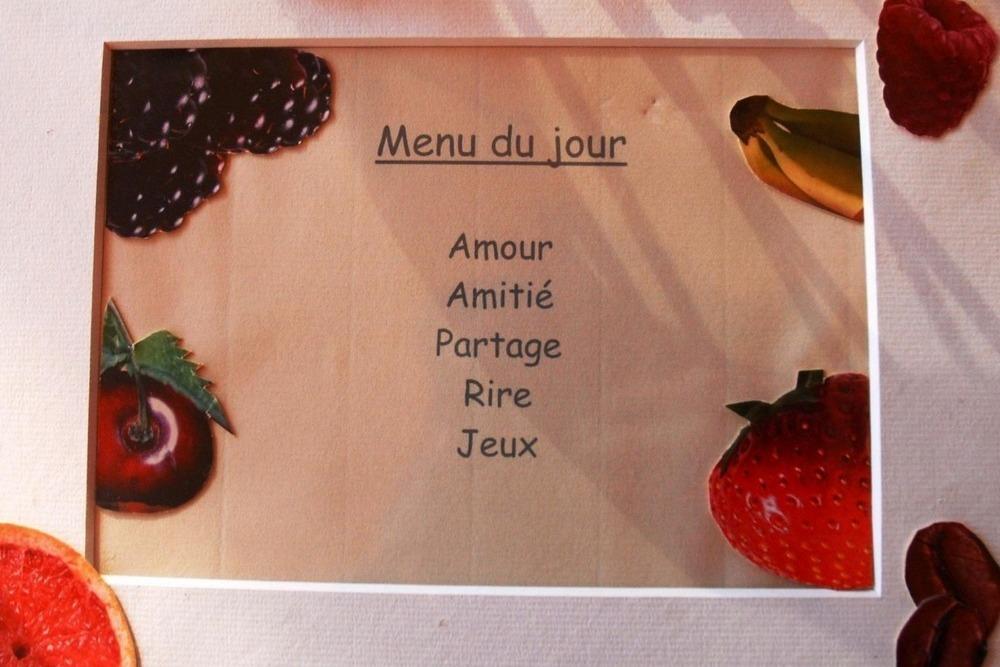 Chambre lits jumeaux, transformable en lit de 180.
