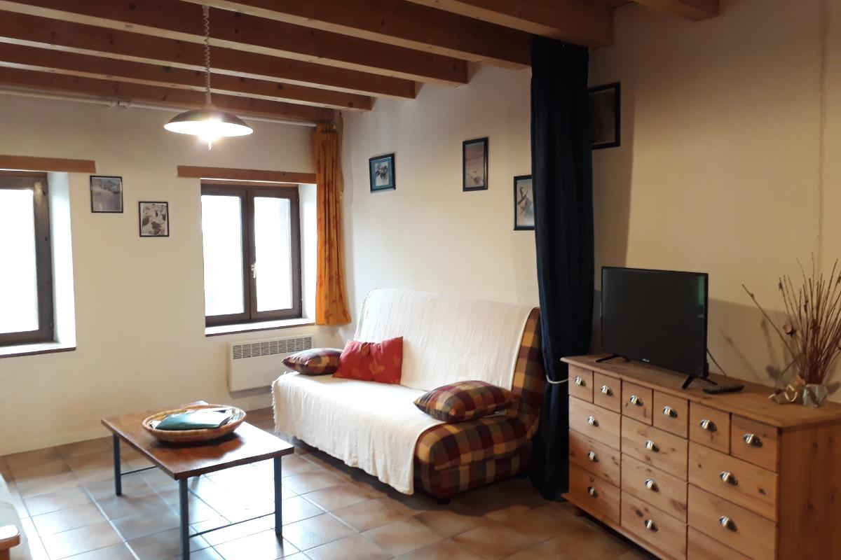 Le très grand séjour - Location de vacances - Marigny