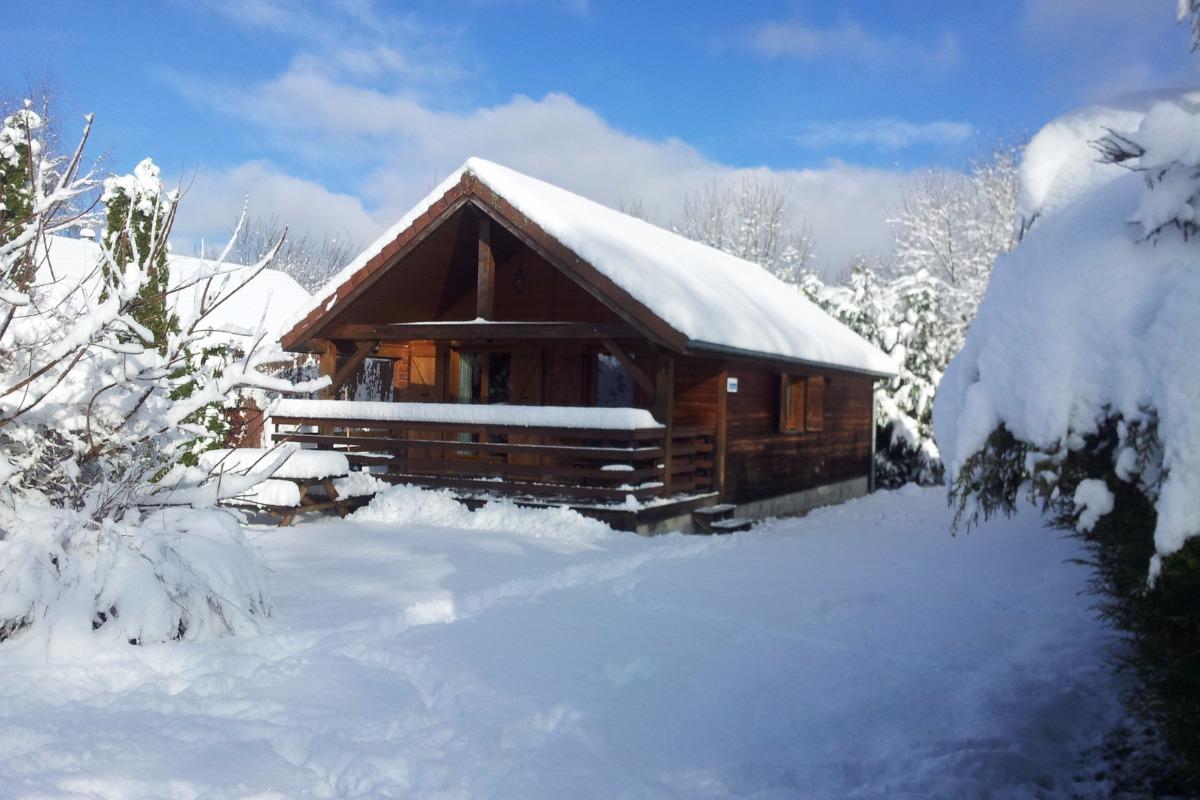 Chalet Juragites Lac de Chalain - Location de vacances - Doucier
