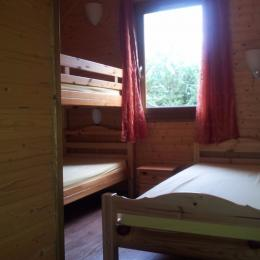 Chambre 2 - Location de vacances - Doucier