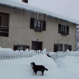 Gîtes avec la neige - Location de vacances - Longchaumois