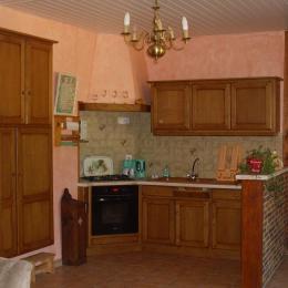 cuisine - Location de vacances - Plasne