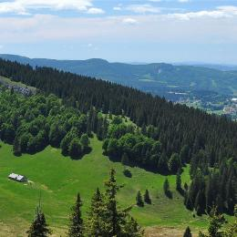 paysage Haut-Jura - Location de vacances - Les Rousses