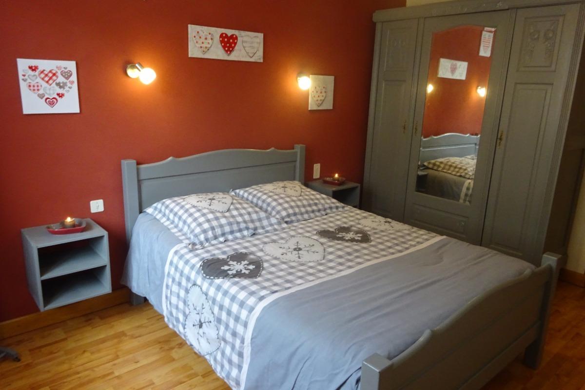 Chambres d\'hôtes modernes situées à Bois d\'Amont dans le ...