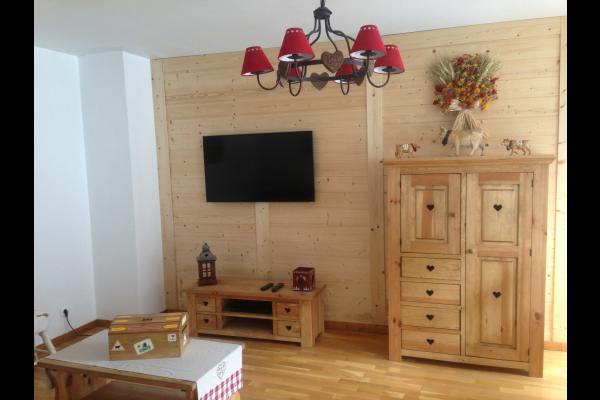 Salon - Location de vacances - Clairvaux-les-Lacs