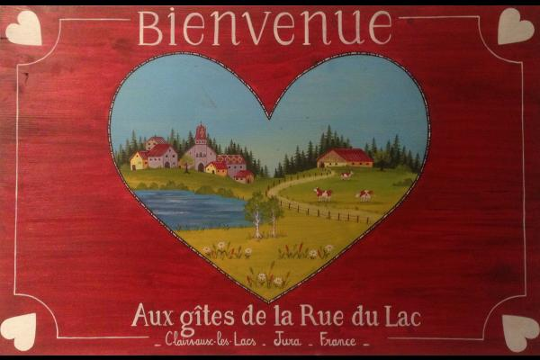 - Location de vacances - Clairvaux-les-Lacs