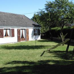 - Location de vacances - Monnet-la-Ville