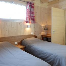 Chambre avec Salle d'eau et WC - Location de vacances - Foncine-le-Haut
