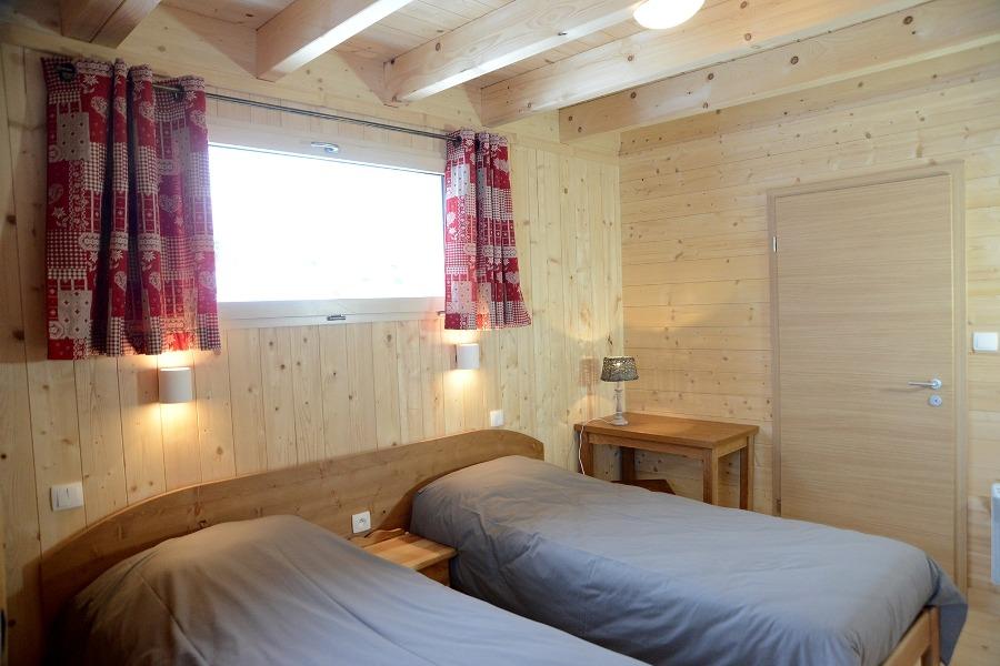 Chambre avec WC et salle d'eau - Location de vacances - Foncine-le-Haut