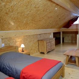 Lits 90 - Location de vacances - Foncine-le-Haut