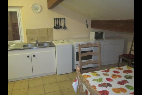 cuisine - Location de vacances - Lajoux