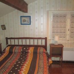chambre - Location de vacances - Lajoux