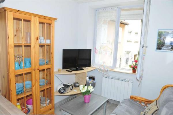 Salon - Location de vacances - Salins-les-Bains