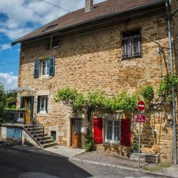Maison vigneronne jura - Location de vacances - Arbois