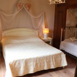 Charpente  - Chambre d'hôtes - La Ferté