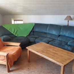 Le second salon - Location de vacances - Longchaumois