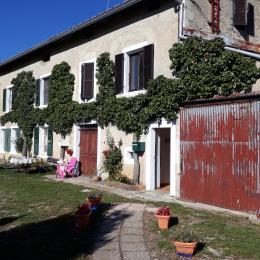La maison  - Location de vacances - Longchaumois