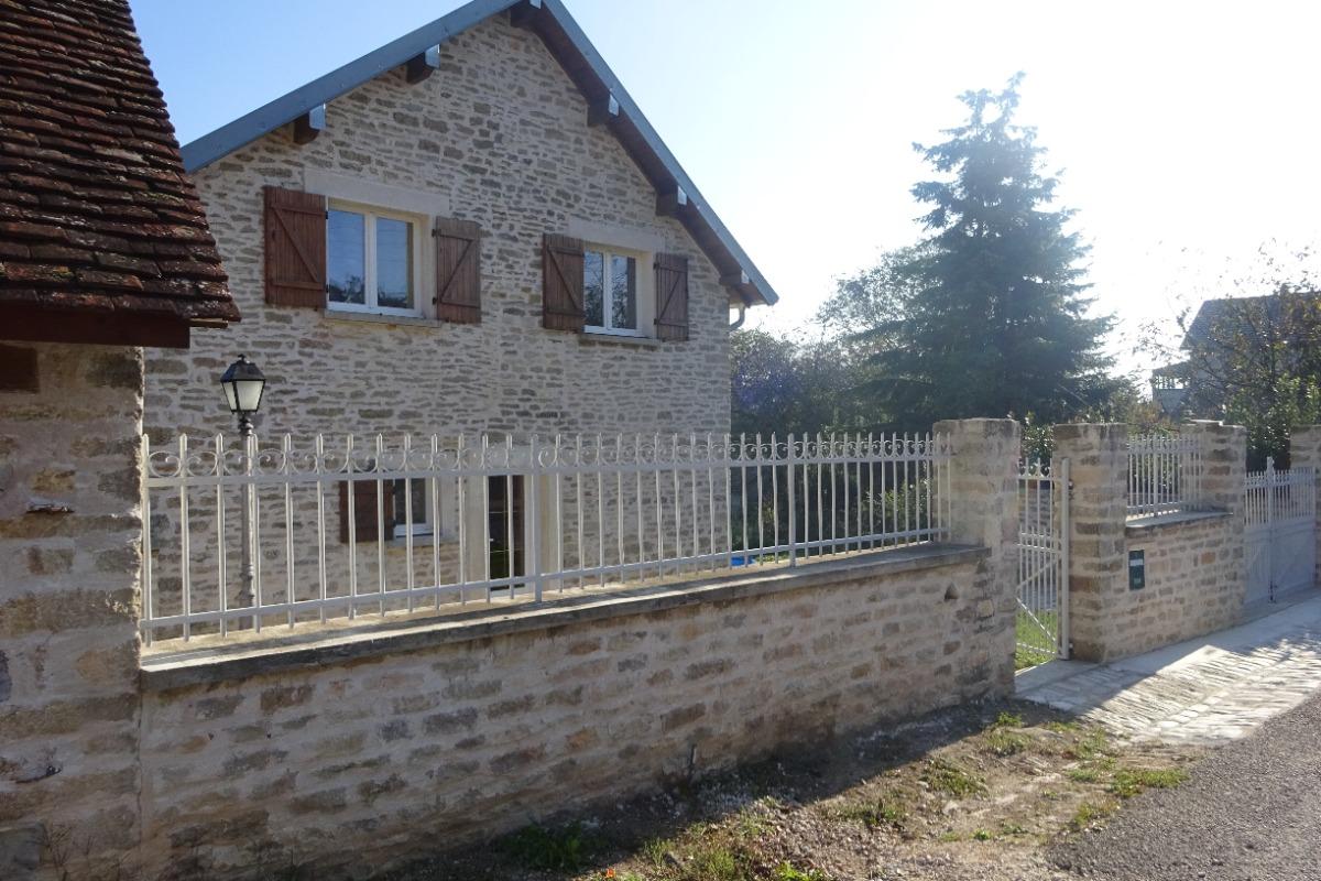 Gîte dans le Jura - 6 personnes - Location de vacances - Serre-les-Moulières