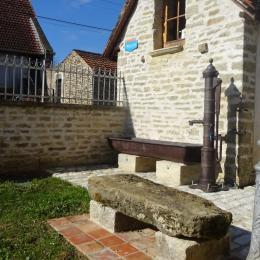 Gîte Chez Léon dans le Jura - Location de vacances - Serre-les-Moulières