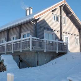 Chalet Haut Jura - Foncine le Bas - Location de vacances - Foncine-le-Bas
