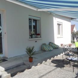 Gîte le balcon de Poupet - jura - Location de vacances - Saint-Thiébaud