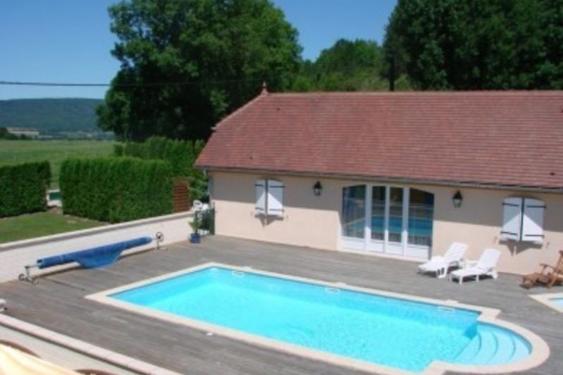 Location Maison Avec Piscine Proximite Lac De Chalain Jura Location