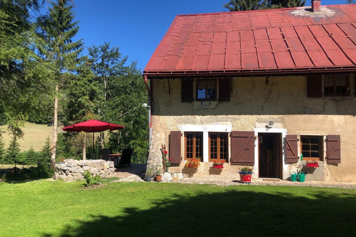 La maison - Location de vacances - Foncine-le-Haut
