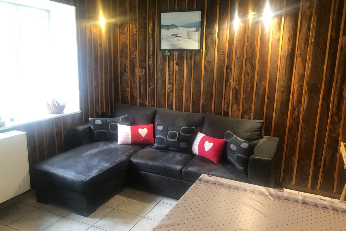 Le grand séjour  - Location de vacances - Foncine-le-Haut