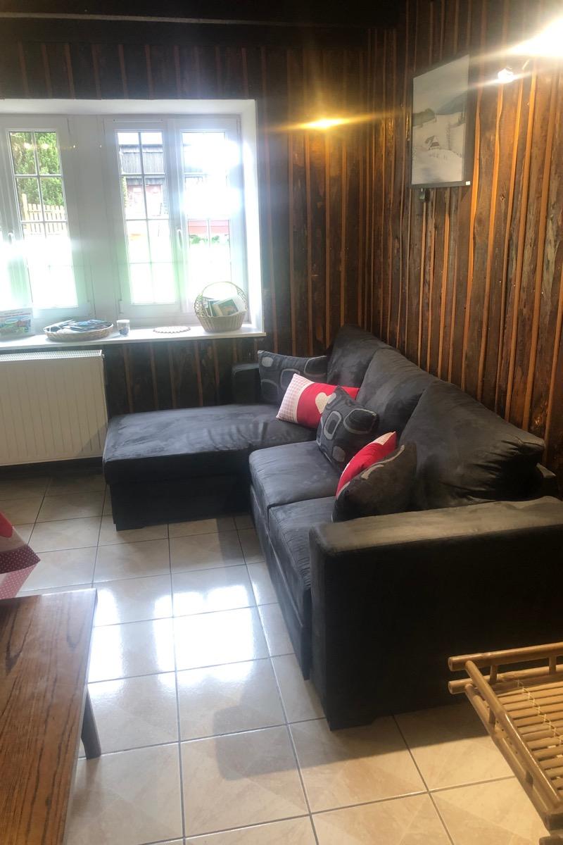 La chambre du haut - Location de vacances - Foncine-le-Haut