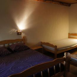 La salle d'eau - Location de vacances - Foncine-le-Haut