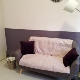Le canapé - Location de vacances - Arbois