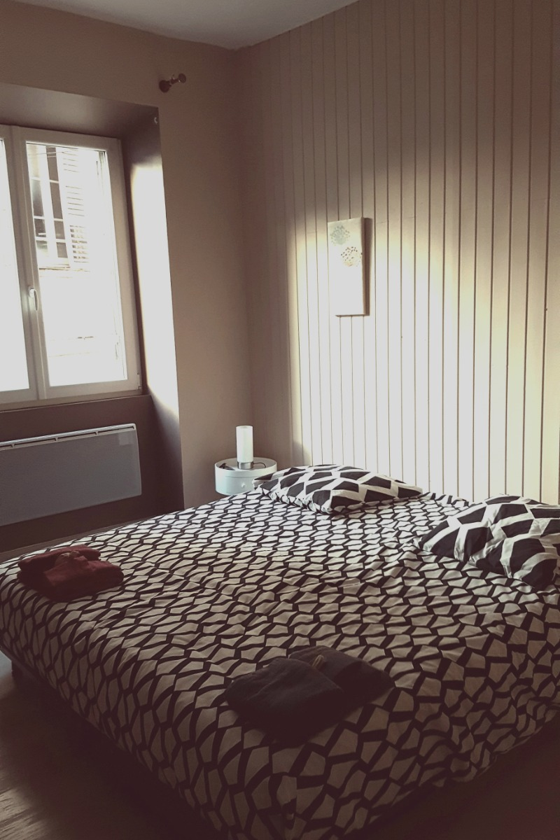 La chambre 13 m² - Location de vacances - Salins-les-Bains
