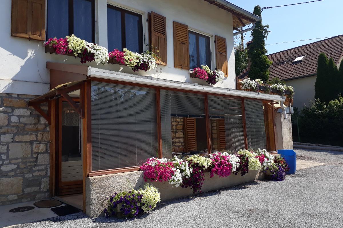 La véranda - Location de vacances - Salins-les-Bains