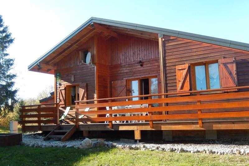 Le séjour - Location de vacances - Saint-Laurent-en-Grandvaux
