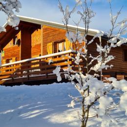 Le chalet - Location de vacances - Saint-Laurent-en-Grandvaux