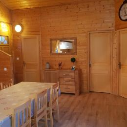 La mezzanine  - Location de vacances - Saint-Laurent-en-Grandvaux
