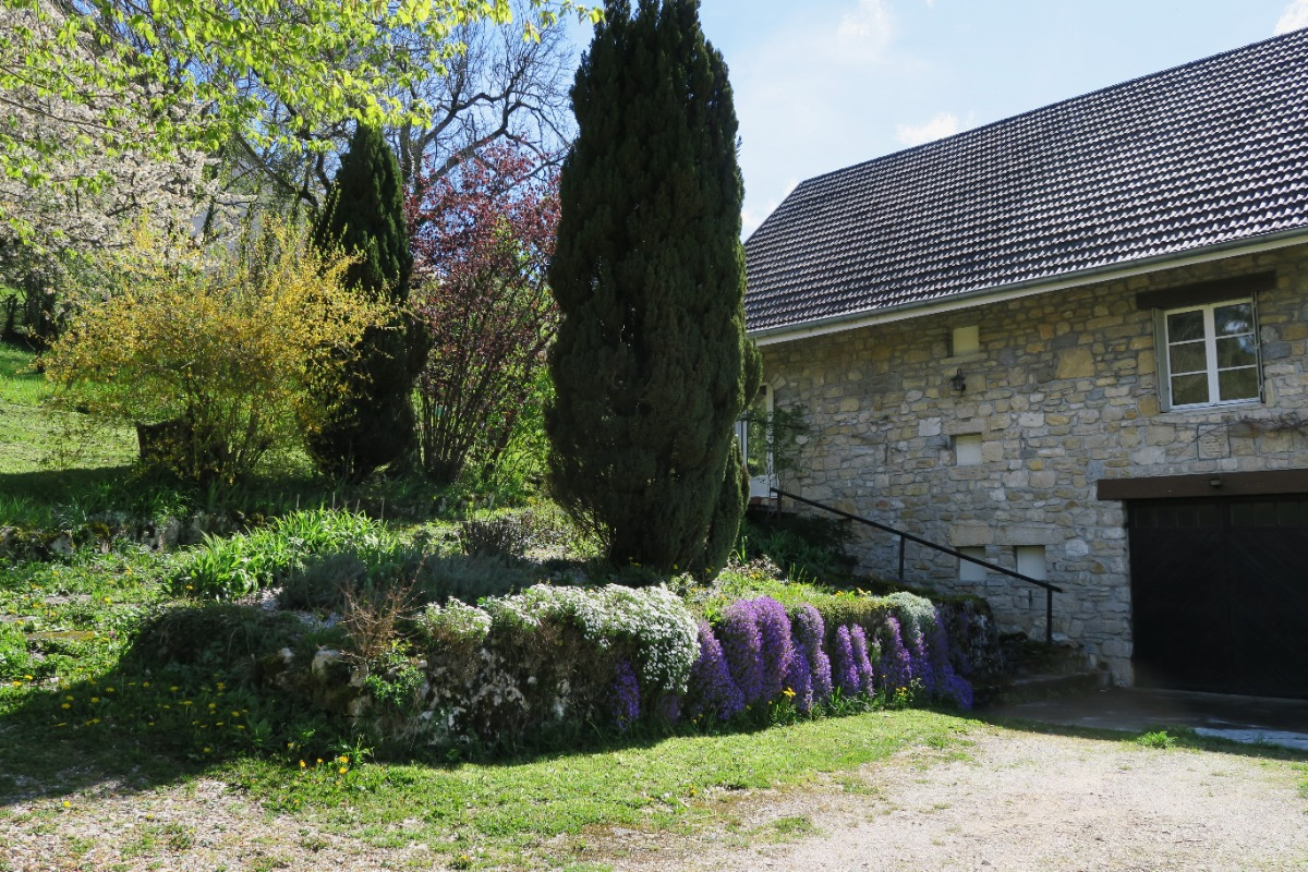 La maison de l'appartement... - Location de vacances - Salins-les-Bains