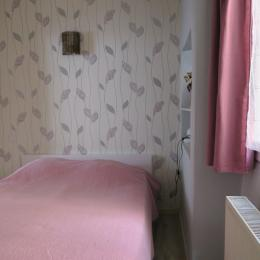 chambre double indépendante - Location de vacances - Salins-les-Bains