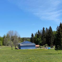 La maison et son jardin de 6 hectares - Location de vacances - Longchaumois