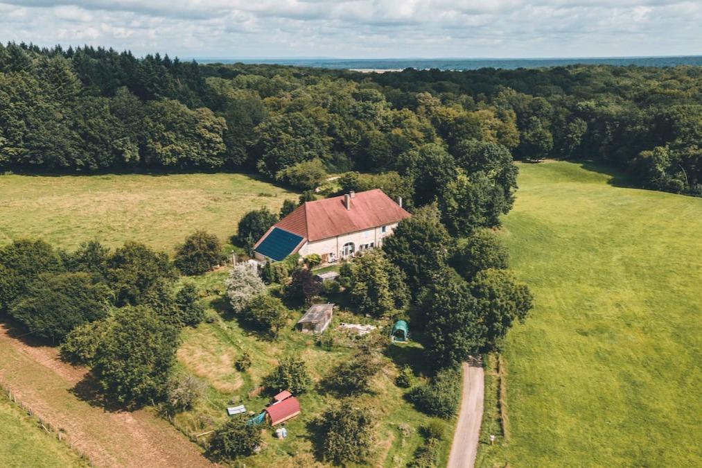 Extérieur - Location de vacances - Aumont