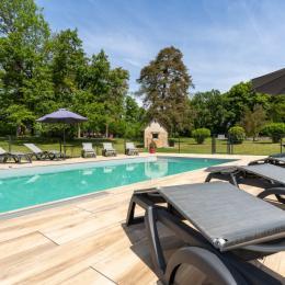 Extérieur - Location de vacances - La Châtelaine