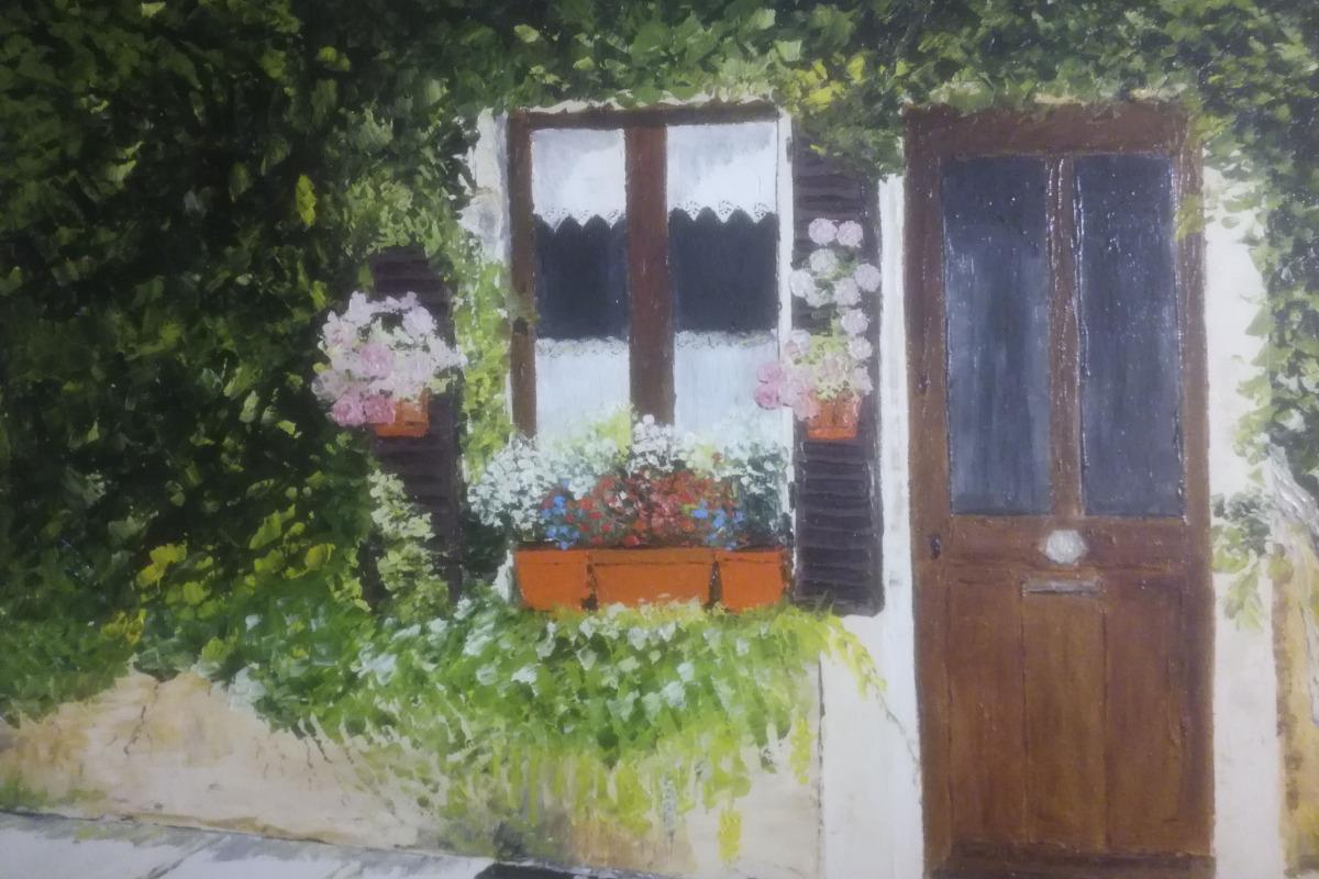 Maison vigneronne - Location de vacances - Arbois